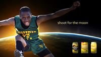 ad concept for sports drink